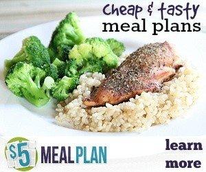 $5 Meal Plan
