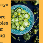 more vegetables in your cooking