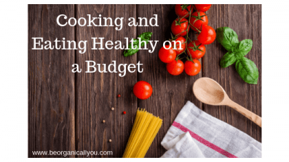 Cooking Healthy on a Budget