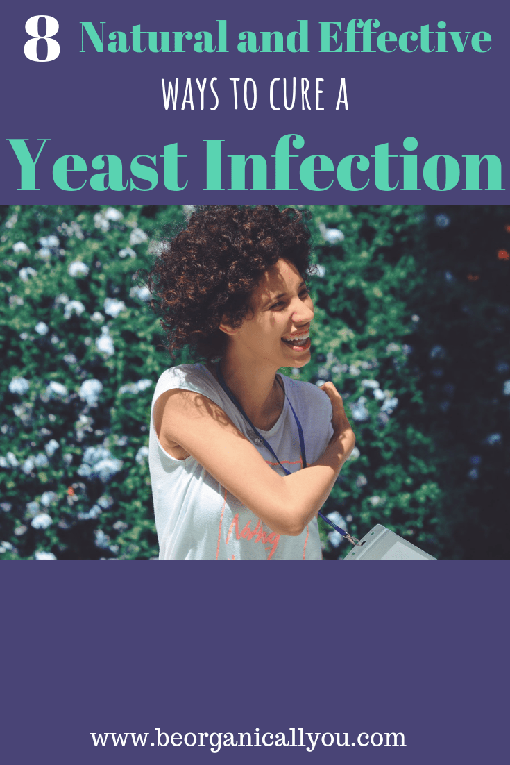 natural and effective yeast infection cures