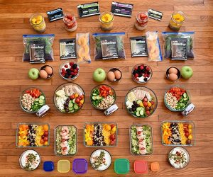 No-Cook Meal Prep for busy families.